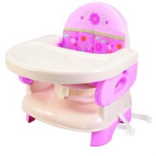 Summer Infant Booster Seats summer infant deluxe comfort folding booster seat pink