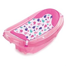 Summer Infant Bath and Potty summer infant newborn to toddler baby bath pink